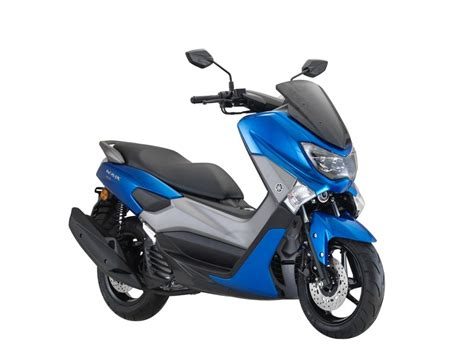 New Nmax Facelift 2018 by Yamaha Nmax 155 Facelift 2018 Pakai Suspensi Belakang