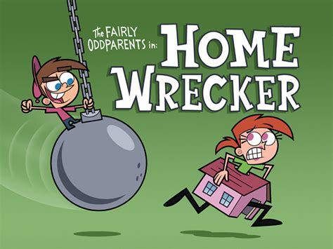 Homewrecker Nickelodeon Fandom Powered By Wikia