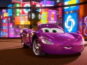 Film Cars 2 : holley shiftwell in cars 2 movie wallpapers hd wallpapers id 9250 ~ Medecine-chirurgie-esthetiques.com Avis de Voitures