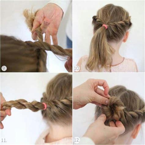 hair style  fashion ballett frisuren maedchen