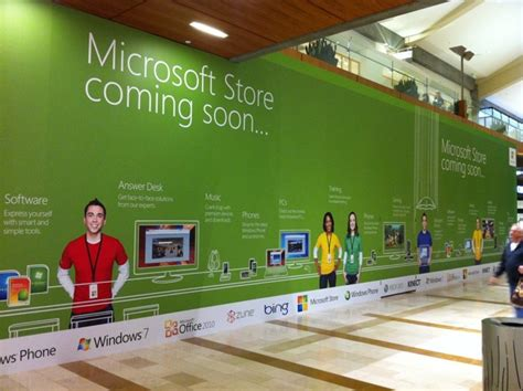 bellevue square microsoft store shows signs  life