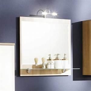 Gäste Wc Spiegel Mit Beleuchtung : badezimmerspiegel mit beleuchtung und ablage mit material glas und holz dass installation auf ~ Indierocktalk.com Haus und Dekorationen