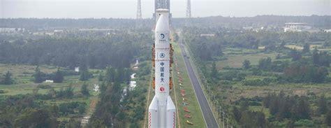 Ķīna sākusi kosmosa misiju Mēness paraugu savākšanai / Diena