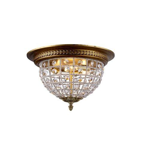 Gold  Semiflushmount Lights  Ceiling Lights Lighting