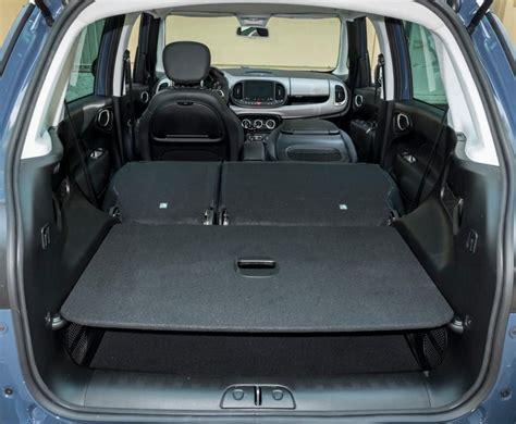 fiat 500 kofferraum fiat 500l im test 2017 frische gesichtsz 252 ge neue namen f 252 r den kompaktvan meinauto de