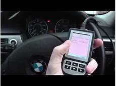 BMW E90 E91 E92 E93 Valvetronic Motor Diagnosis Fault