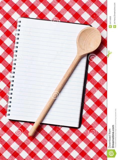 blank recipe book stock photo image  blank preparing