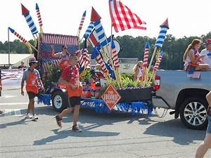 Woodstock 4th Of July Parade Float Winners Announced