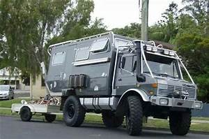 unimog camper might need to upgrade the trailer | Camping ...