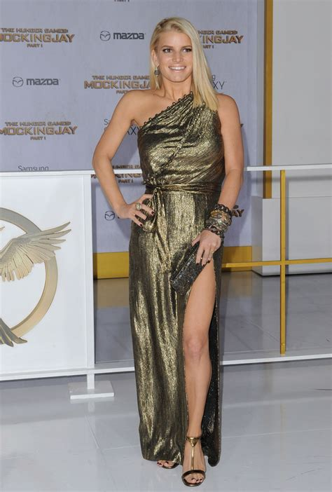 The Hunger Games Mockingjay part 1 Premiere In Los