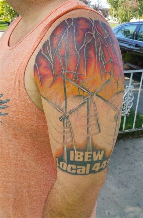 electrician tattoos 70 best images about electrician tattoos on pinterest