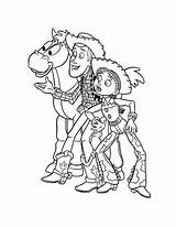 Toy Coloring Story Pages Printable sketch template