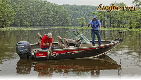 Tracker Boats Reliability by Research 2012 G3 Boats Angler V172f On Iboats