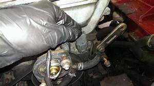 Removing A Miata Engine