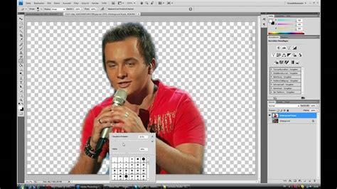 photoshop cs tutorial hintergrund aendern youtube