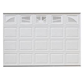 porte de garage sectionnelle confort blanche 300cm p600 1 castorama