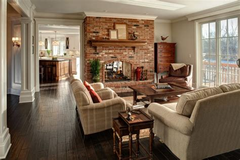 timeless traditional family room designs  family