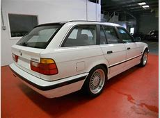 Find used 1995 BMW 525it Wagon e34 WhiteTan BBS Style 5