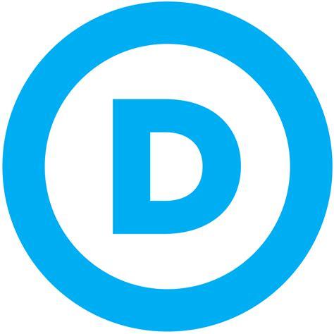 what color is democrat democratic united states