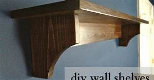 that39s my letter diy wall shelves With letter wall shelves
