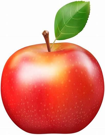 Apple Clipart Clip Fresh Apples Fruit Transparent