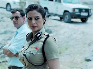 Tabu Steals the Show as a Cop in Drisyam Trailer