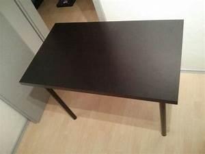 Schreibtisch Schwarz Ikea : ikea schreibtisch schwarz in freiburg ikea m bel kaufen und verkaufen ber private kleinanzeigen ~ Indierocktalk.com Haus und Dekorationen