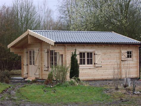 construction chalet de loisir chalets en bois habitable destombes