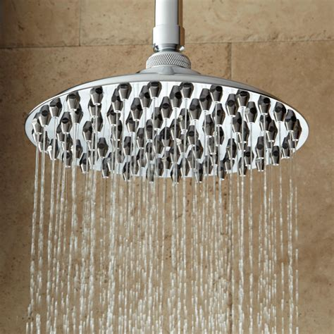 ceiling mount rainfall shower bostonian ceiling mount rainfall nozzle shower bathroom
