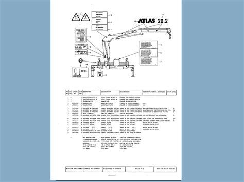 Atlas Cranes (TEREX)