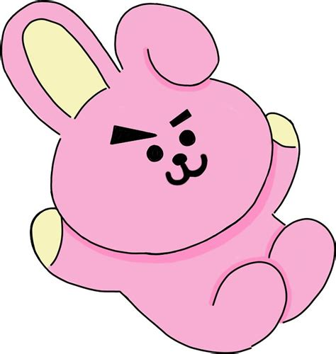 quot cooky bt21 jungkook quot stickers by liriart redbubble