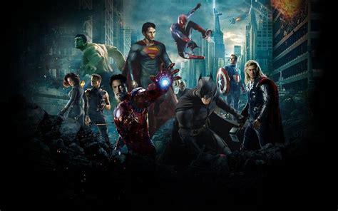 latest super hero desktop wallpaper full hd