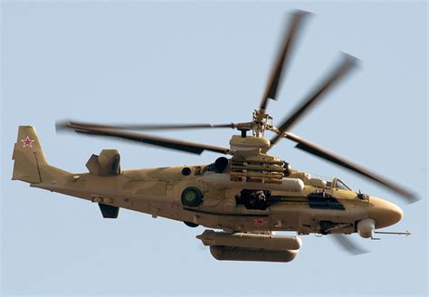 Algeria is interested in buying Ka-52 helicopters ...