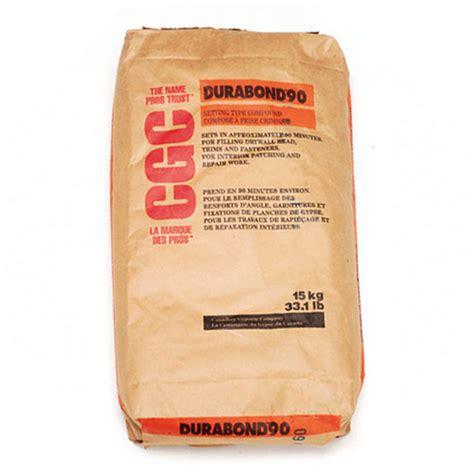 durabond  drywall compound  kg rona