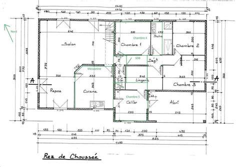 plan maison 4 chambres gratuit cuisine plan maison moderne simple plan maison simple 2