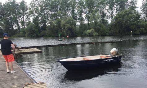 Polyester Boot Ontvetten by Nieuws Sloep Dogg Van Aftands Bootje Naar Luxe Sloep