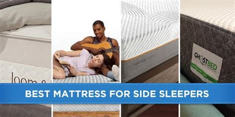 Best Beds For Side Sleepers by 5 Best Mattresses For Side Sleepers Reviews