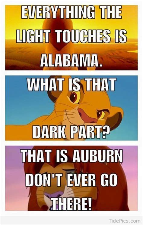 Alabama Auburn Memes - best 25 alabama memes ideas on pinterest alabama football alabama football funny and bama