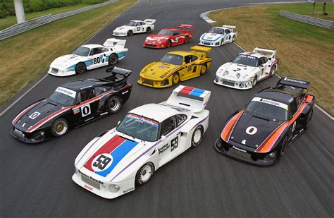 Classic Race Cars by Porsche Race Car Classic In October 2011