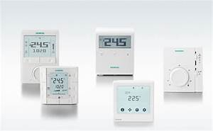 Siemens Air Conditioner Thermostat Manual