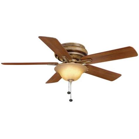Low Profile Ceiling Fan Home Depot Canada by Hton Bay Bay Island Ii Ceiling Fan 52 Inch Home
