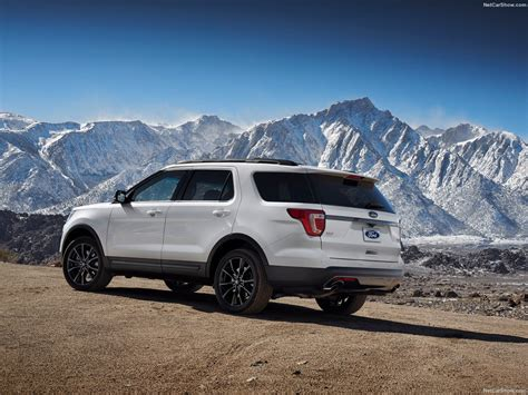 Ford Explorer Xlt Sport Appearance Package (2017) Picture