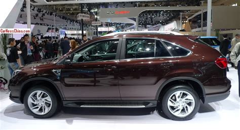 Byd S7 Suv Debuts On The Beijing Auto Show Carnewschinacom