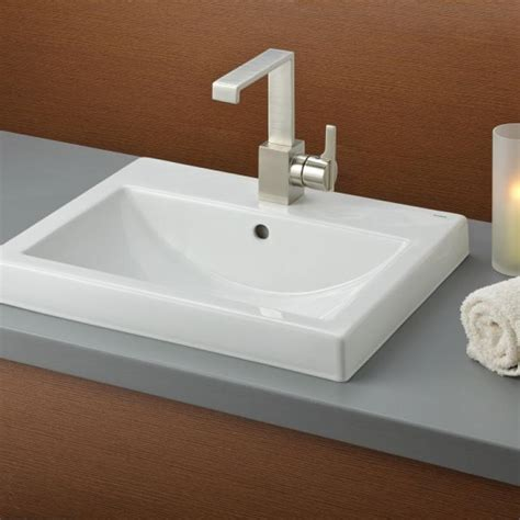 Small Overmount Bathroom Sink by Various Models Of Bathroom Sink Inspirationseek