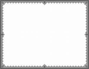 Certificate Boarders | New Calendar Template Site