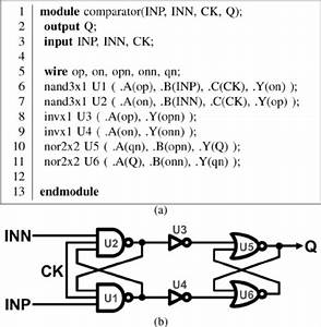 Analog To Digital Converter Using Verilog Code