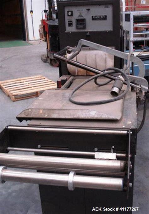 eastey semi automatic  bar shrink sealer