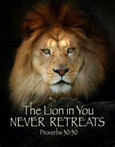 Bible Verses About Lion of Judah