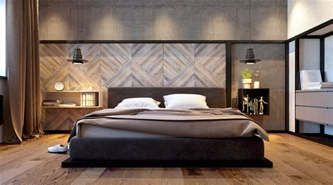 Modern Minimalist Bedroom Designs With A Fashionable Decor