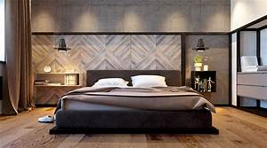 Modern, Minimalist, Bedroom, Designs, With, A, Fashionable, Decor